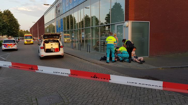 Gewonden incident Tilburg mogelijk gestoken met bierflessen en bezemstelen