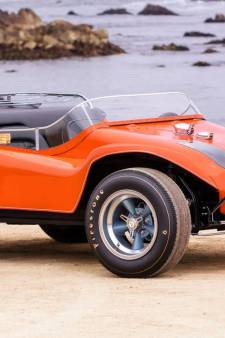 Bekende buggy uit Steve McQueen-film van 1968 gaat onder de hamer
