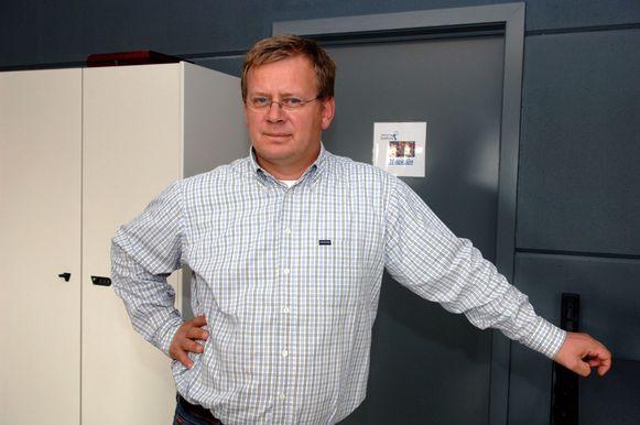 Zaakvoerder Michel Schuermans.