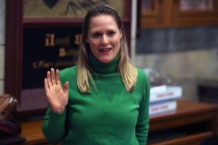 Eva Platteau doet een oproep naar N-VA Leuven om een intellectueel eerlijk debat te voeren over religie in Leuven, met respect voor de vrijheid van godsdienst.