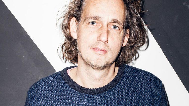 Richard Zijlma: 'Vroeger danste ik veel, maar tegenwoordig nooit meer. Het is beroepsdeformatie' Beeld Linda Stulic