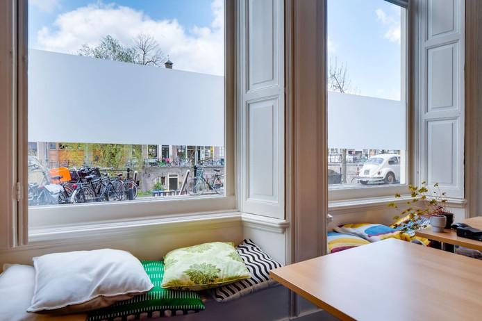 Interieur van het pand van GroenLinks.