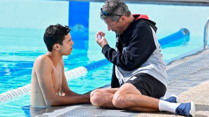"""Coach Borlée: """"Sacoor is veel te lief"""""""
