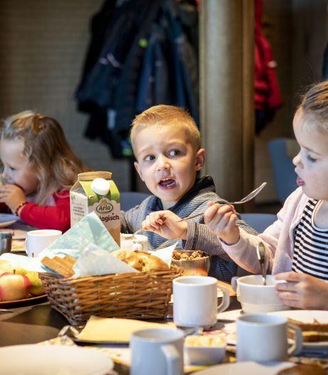 Scholen krijgen half miljoen ontbijtjes bezorgd