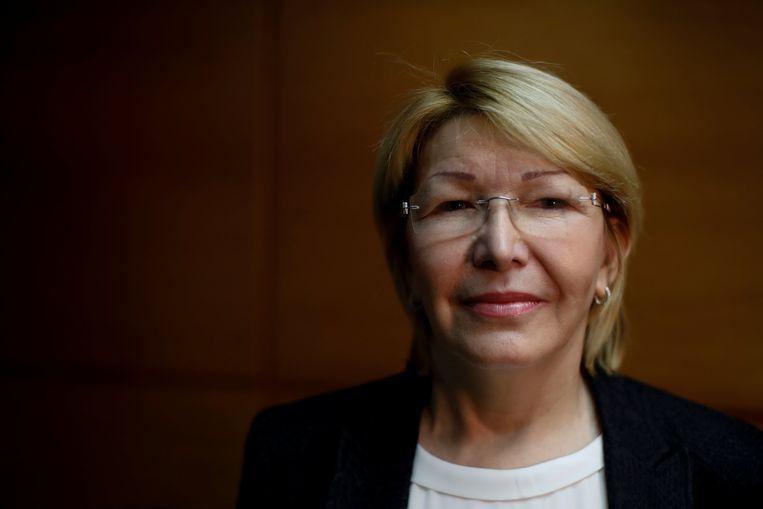 Luisa Ortega. Beeld REUTERS