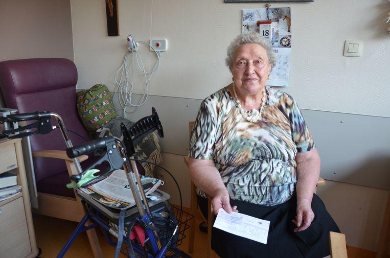 """d4a802a1499d Odette (96) schrijft brief naar minister Maggie De Block  """"Mijn ..."""