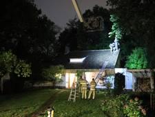 Schoorsteenbrand in Amersfoort: hoogwerker te kort