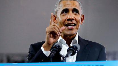 Boek van Obama verschijnt twee weken na Amerikaanse verkiezingen