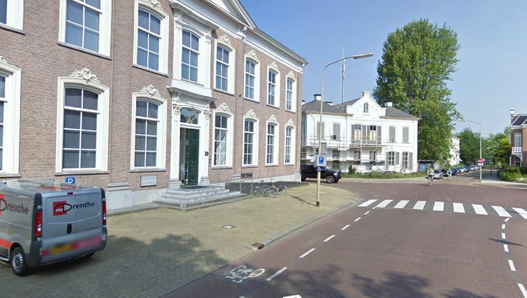 Het bezoekadres van RTV Drente in Assen. Beeld Screenshot Google Streetview