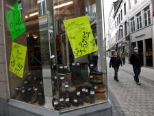"""Coup de massue pour le secteur de la mode: """"Sans soutien, on va assister à une vague de faillites"""""""
