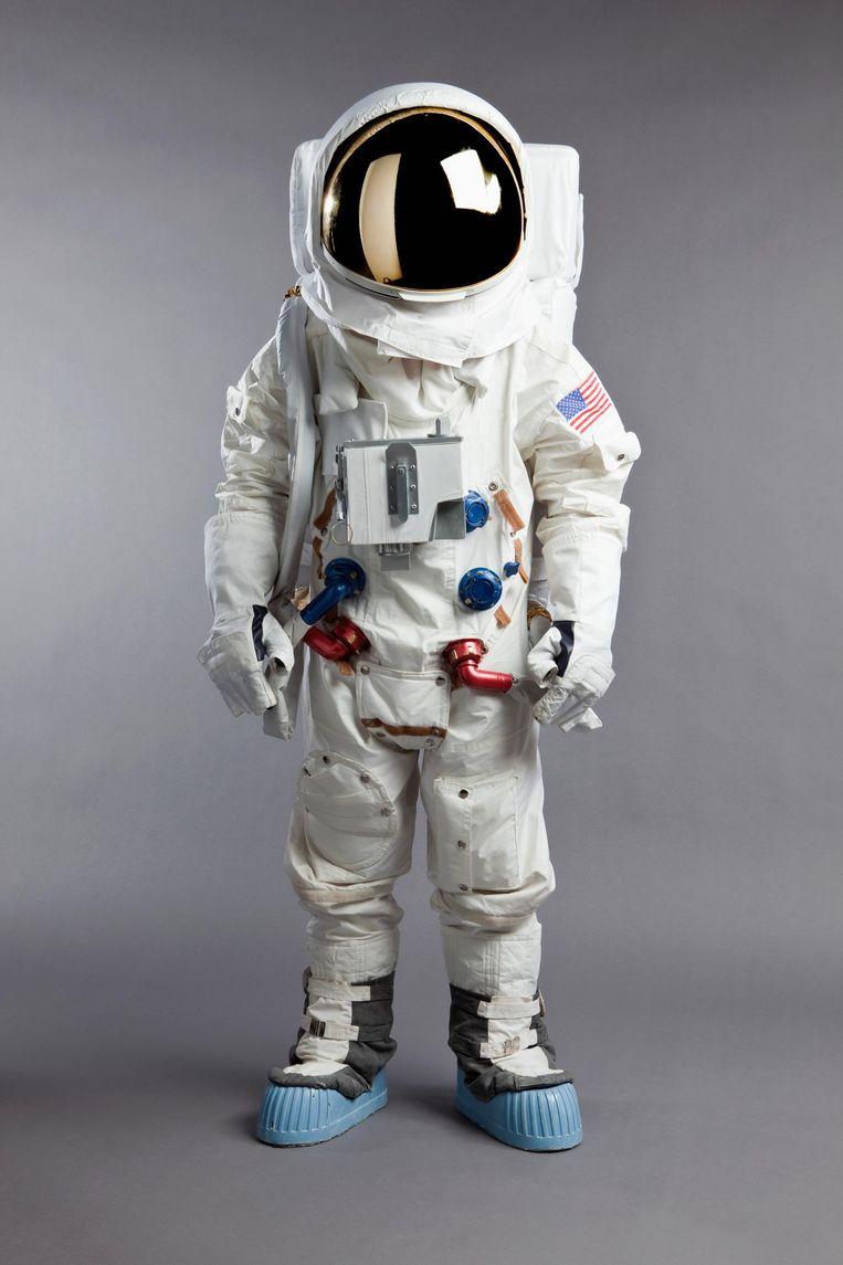 Uitrusting van een astronaut Beeld getty