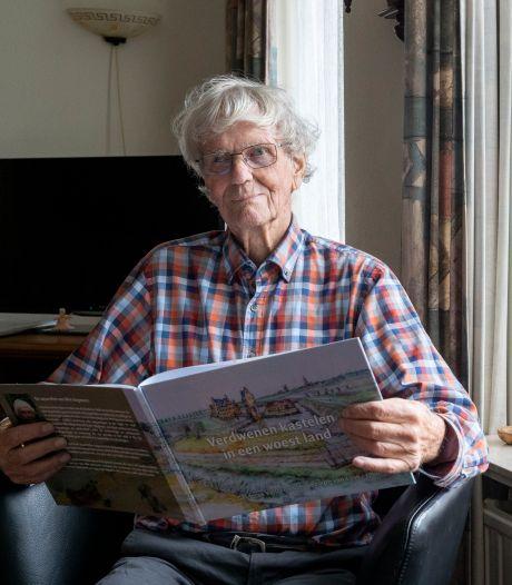 Leeftijd speelt geen rol voor tekenaar Wim Angenent: 'Ik voel die 93 jaar helemaal niet'