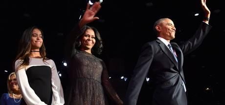 Uitgeverij betaalt 60 miljoen voor memoires Obama's