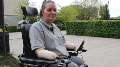 """Liedekerke en omstreken zamelen geld in voor Tara De Bolle (33) na vleesetende bacterie: """"Ik wil mijn verhaal in een boek gieten. Dan begrijpen de mensen beter wat ik heb meegemaakt"""""""