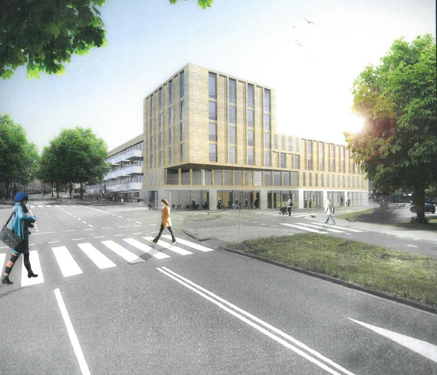 Sloop gemeentehuis luidt einde van tijdperk in foto for De ingang van het huis