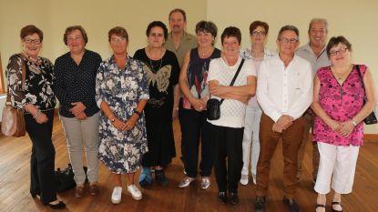 60-jarigen verzamelen in Mesen