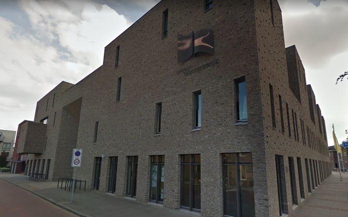 Het gemeentehuis van Winterswijk