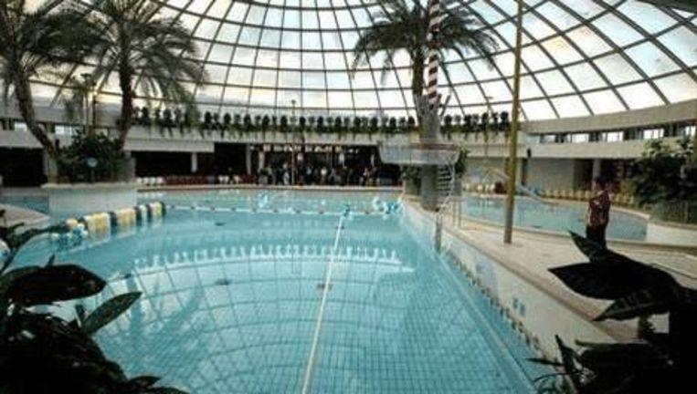 Het 25 meterbad van het De Mirandabad is gesloten. Alle binnenbaden van het Sloterparkbad zijn buiten gebruik. Het Marnixbad was vorige week dicht, maar is sinds maandag weer open. En het Zuiderbad is vanaf zaterdag gesloten. Foto ANP Beeld