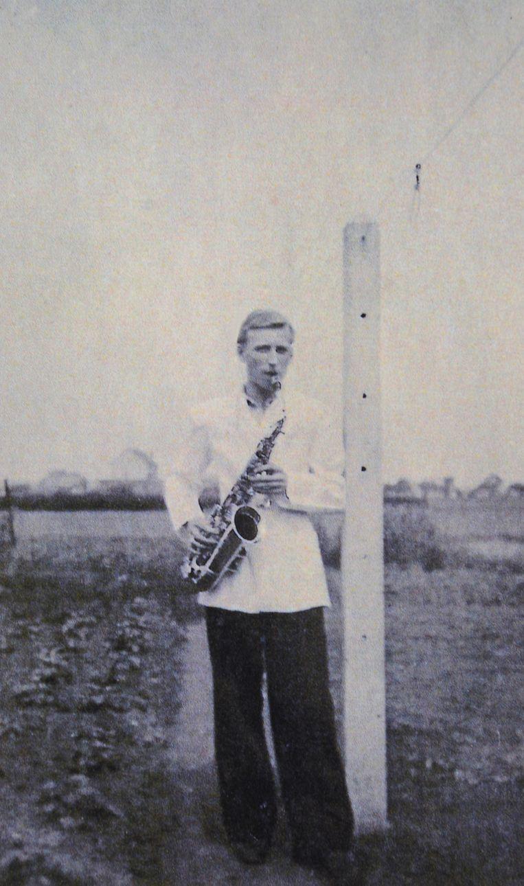 Pieter Croon kan terugblikken op een leven in het teken van muziek.