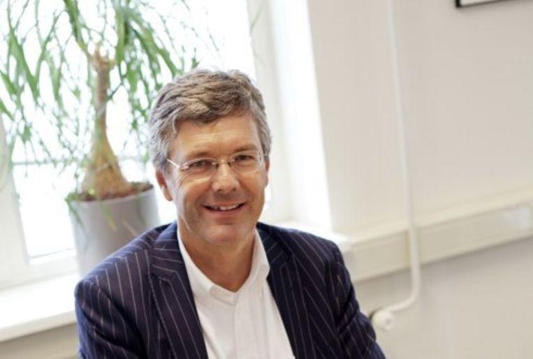 Jan Omvlee, exportdirecteur bij Rijk Zwaan. Beeld
