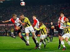 Gelijkspel is het beste voor Vitesse tegen Feyenoord