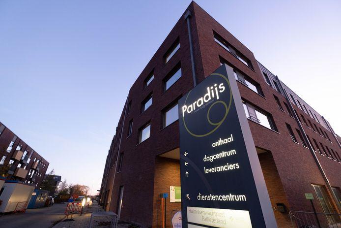 Woonzorgcentrum Paradijs is momenteel in lockdown.