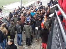 Trainer Jannes Tant krijgt klap, Alexander Embrechts bespuugd