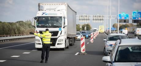 Twee Ulftenaren aangehouden op snelweg met 2,5 kilo hennep op zak