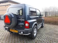 25-kilometerauto in Hulst kan harder dan toegestaan: bestuurder (17) bekeurd, voertuig afgepakt