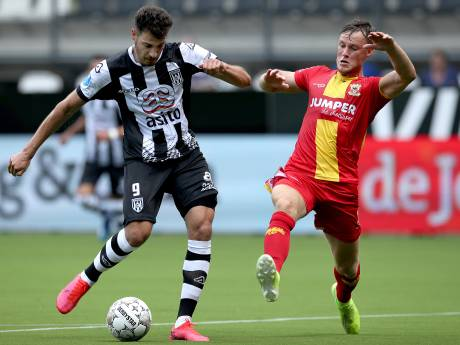 Aanvallend onmachtig GA Eagles houdt lang stand in Almelo, maar verliest van sterker Heracles