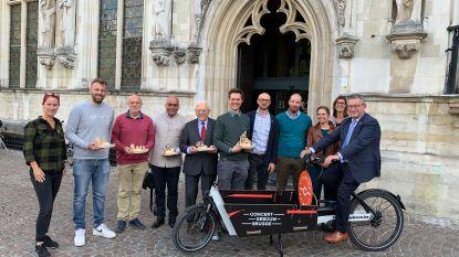 Vijf 'duurzame helden' zijn een jaar lang ambassadeurs van Brugge