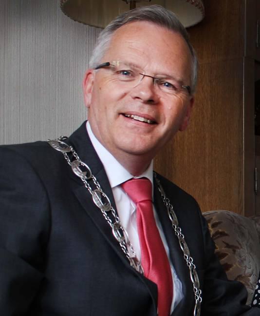Burgemeester Jan Luteijn