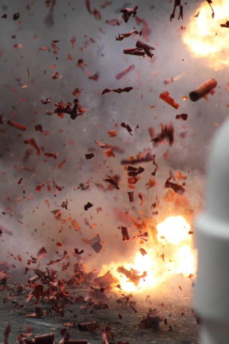 Vuurwerkverbod tijdens jaarwisseling op twee locaties in Helmond