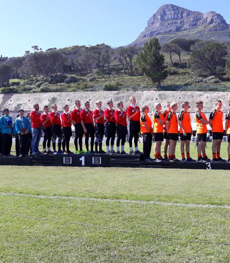 Brons voor junioren TVV Oele op WK Touwtrekken in Zuid-Afrika