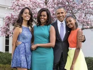 """Zo leven de Obama's nu: """"Ik denk dat onze kinderen ons kotsbeu zijn"""""""