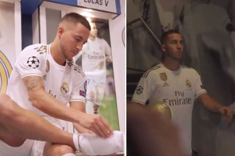 Hazard werd gisteren voorgesteld.