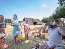 Veel te ontdekken over de ijzertijd in Wekerom