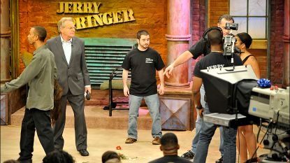 Na 27 jaar geen Jerry Springer Show meer: 5 onwaarschijnlijke 'hoogtepunten'