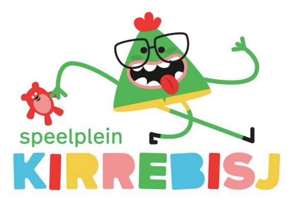 Het nieuwe logo van het speelplein van Aalst.