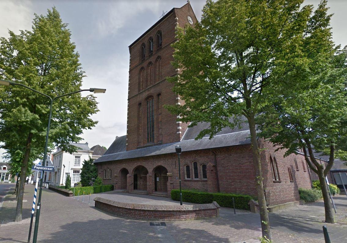 De Joanneskerk van Oisterwijk.
