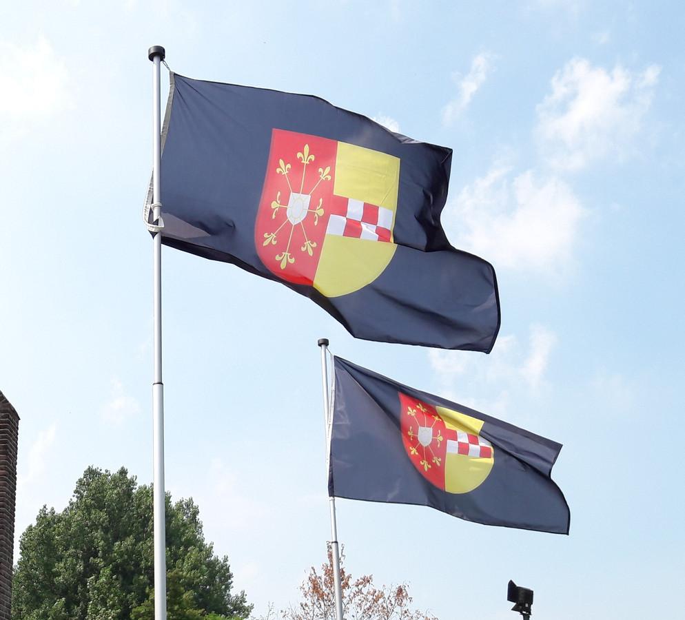De vlag van de vrijstaat wappert op steeds  meer plaatsen in Noordoost-Brabant.