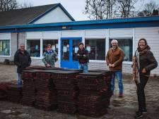 Speeltoestel voor korfbalclub ADO met hulp van Hoeksche Waardse Uitdaging