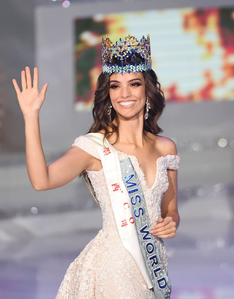 Miss Mexico Vanessa Ponce de Leon won zonet Miss World 2018.