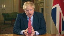 """Nu ook Verenigd Koninkrijk in lockdown: """"Maximaal één keer per dag buiten om te bewegen"""""""