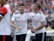 Kuyt kijkt uit naar ontmoeting met Gerrard: 'Hij was de meest complete van allemaal'