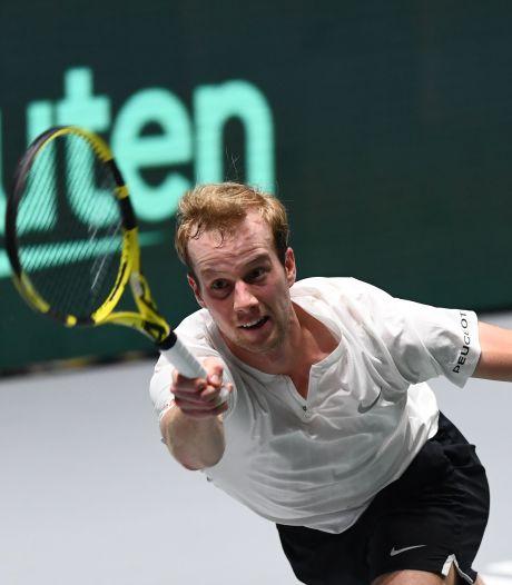 Primeur voor Van de Zandschulp met kwalificatie voor Australian Open