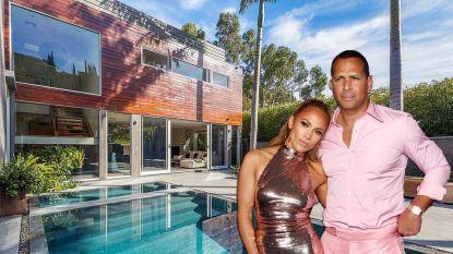 BINNENKIJKEN. Alex Rodriguez verkoopt zijn villa (om te gaan samenwonen met Jennifer Lopez)
