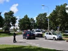 Scooterrijder gewond bij ongeluk in Goes