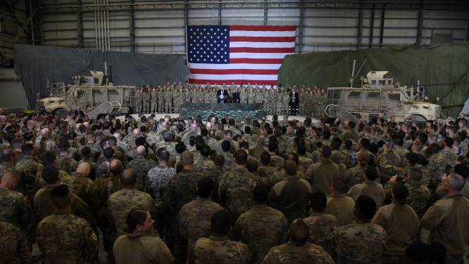 Amerikaanse generaal: VS houden militairen in Afghanistan, ondanks aankondiging Trump