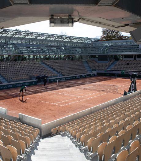 À l'heure du Covid-19, à quoi ressemble le quotidien des joueurs à Roland-Garros?